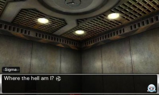 Screenshot - Zero Escape: Virtue's Last Reward (3DS)