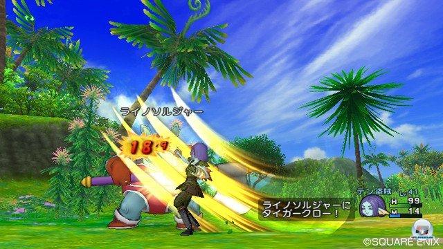 Screenshot - Dragon Quest X Online (Wii) 2370777