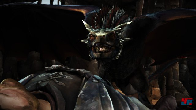 Screenshot - Game of Thrones - Episode 3: The Sword in the Darkness (iPad) 92502847