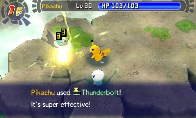Screenshot - Pokémon Mystery Dungeon: Portale in die Unendlichkeit (3DS) 92457658