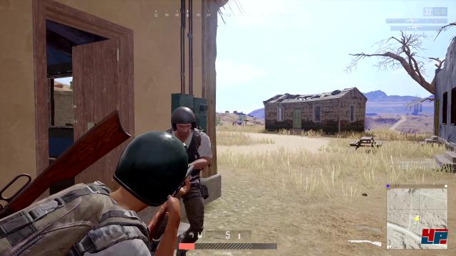 Screenshot - PlayerUnknown's Battlegrounds (PlayStation4Pro) 92579141