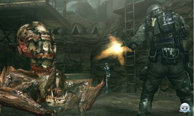 Screenshot - Resident Evil: The Mercenaries 3D (3DS) 2227452