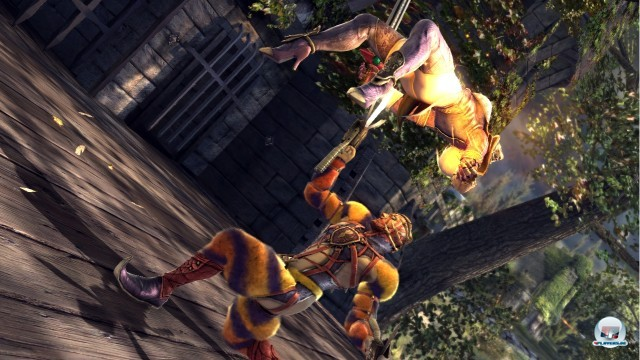 Screenshot - Soul Calibur V (360) 2250307