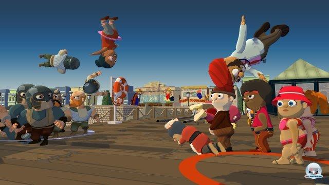 Screenshot - When Vikings Attack! (PlayStation3) 2393672
