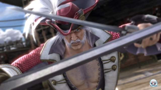 Screenshot - Soul Calibur V (360) 2288517