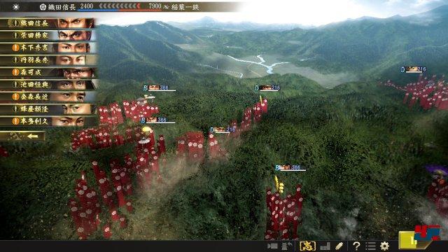 Screenshot - Nobunaga's Ambition Taishi (PC)
