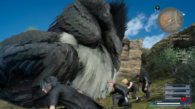 Screenshot - Final Fantasy 15 (PS4) 92531201