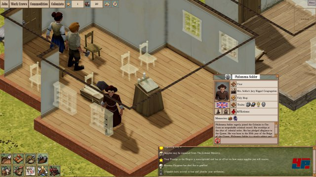 Screenshot - Clockwork Empires (Mac) 92526160