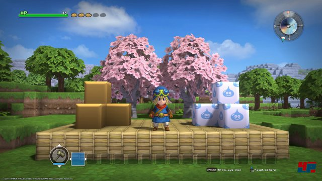 Screenshot - Dragon Quest Builders: Alefgard o Fukkatsu Seyo (PS4)