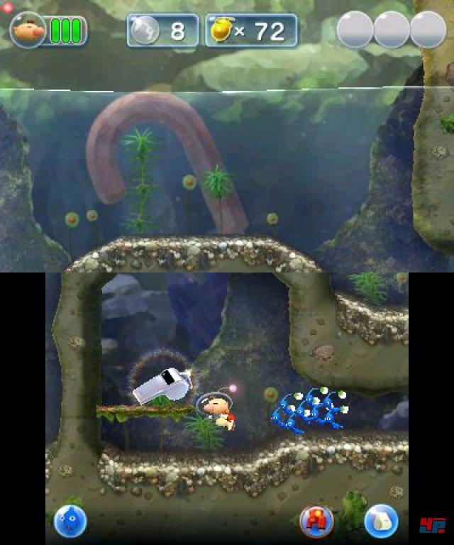 Screenshot - Hey! Pikmin (3DS) 92550130