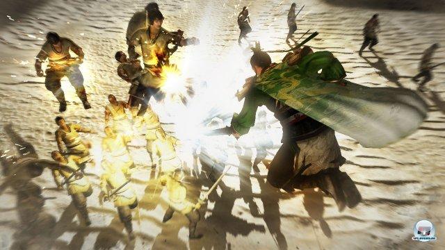 Screenshot - Dynasty Warriors 8 (PlayStation3) 92433827