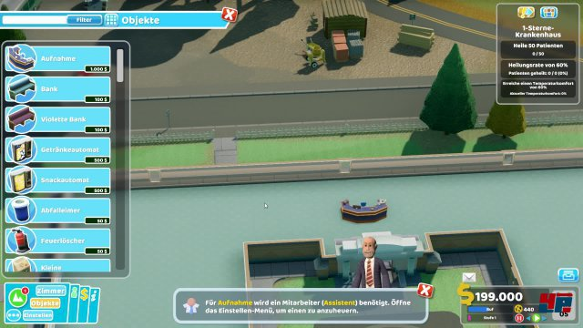 Screenshot - Two Point Hospital (PC) 92573108