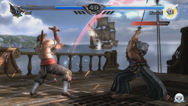 Screenshot - Soul Calibur V (360) 2316062