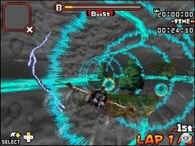 Screenshot - Solatorobo - Red the Hunter (NDS) 2223654
