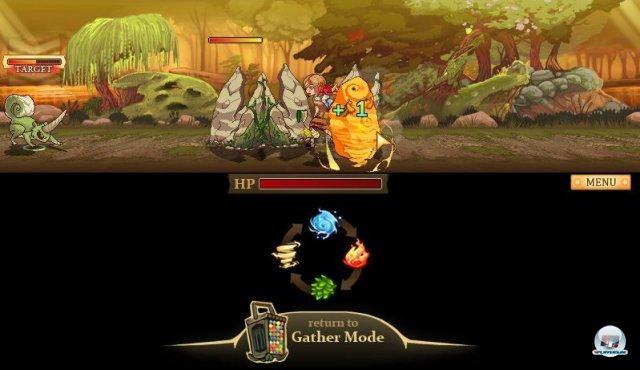 Screenshot - Legend of Fae (PC)