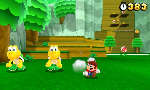 Screenshot - Super Mario 3D Land (3DS) 2264237