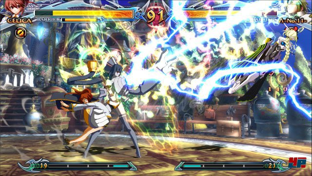 Screenshot - BlazBlue: Chronophantasma Extend (PlayStation4)
