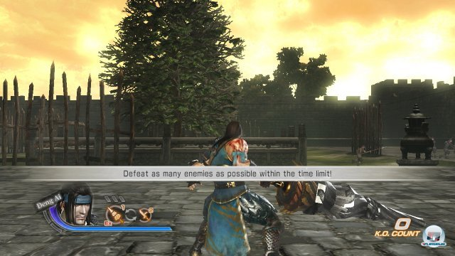 Screenshot - Dynasty Warriors 7: Xtreme Legends (PlayStation3) 2277287