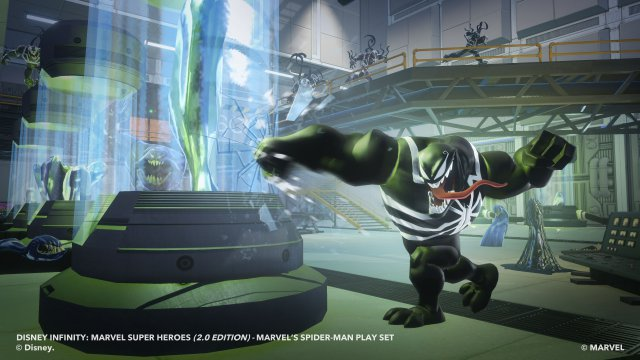 Screenshot - Disney Infinity 2.0: Marvel Super Heroes (360) 92484592