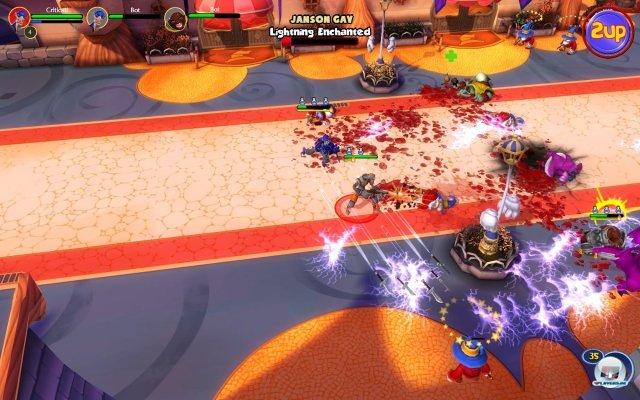 Screenshot - Dungeonland (PC) 2360092