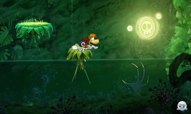 Screenshot - Rayman Origins (3DS) 2367092