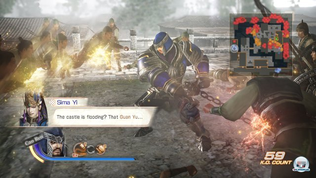 Screenshot - Dynasty Warriors 7: Xtreme Legends (PlayStation3) 2286682