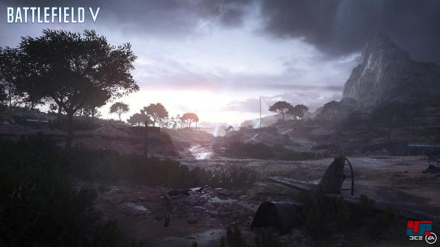 Wo lang? In Battlefield 5 führen meist mehrere Wege zum Ziel.