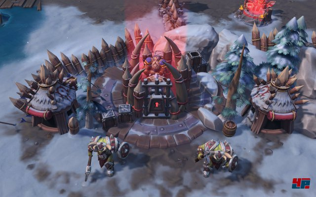 Screenshot - Heroes of the Storm (Mac) 92566441