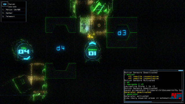 Screenshot - Duskers (Linux) 92526964