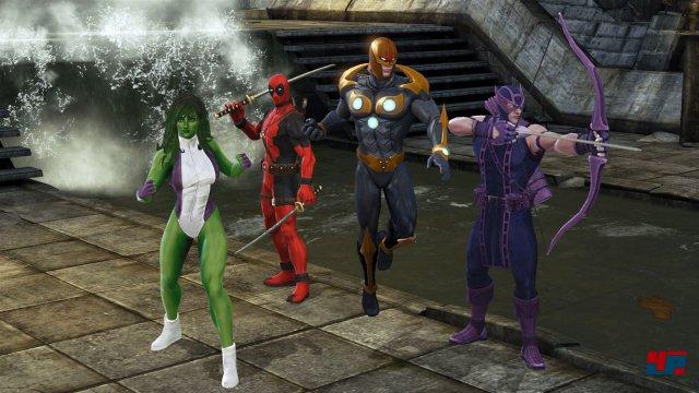 Screenshot - Marvel Heroes Omega (One) 92549322