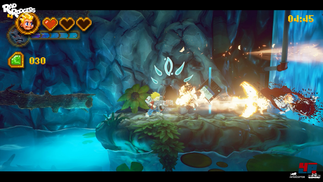 Screenshot - Rad Rodgers (Linux)