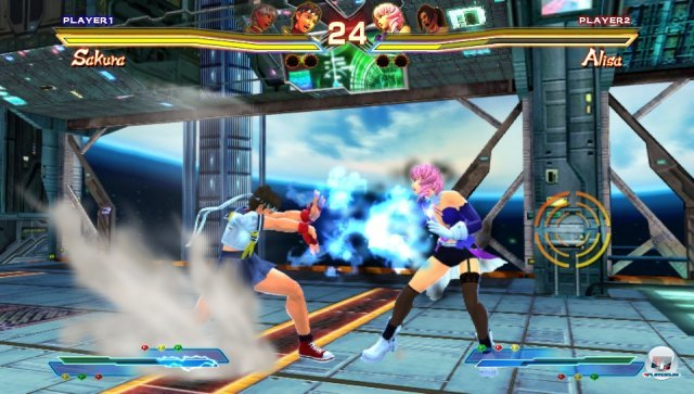 Screenshot - Street Fighter X Tekken (PS_Vita) 2387087