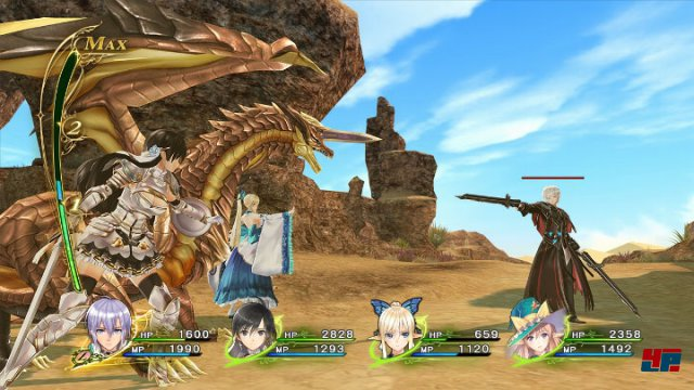 Screenshot - Shining Resonance (PlayStation3)