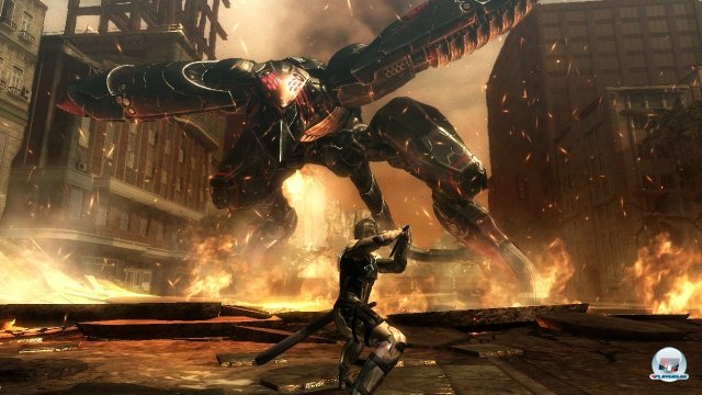 Screenshot - Metal Gear Rising: Revengeance (360) 2384757
