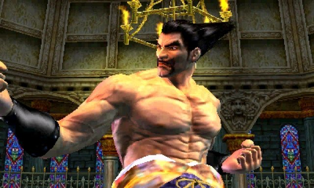 Screenshot - Tekken 3D Prime Edition (3DS) 2281342
