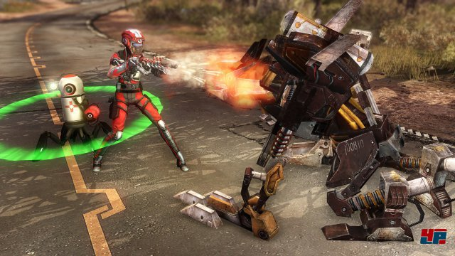 Screenshot - Defiance 2050 (PC)