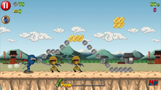 Screenshot - Ninja Strike (Wii_U)