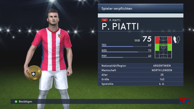 Screenshot - Pro Evolution Soccer 2015 (PC) 92494895
