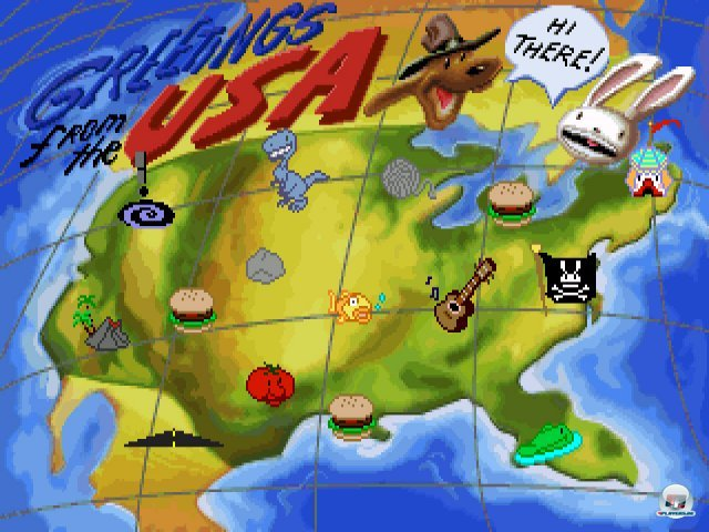 Screenshot - Sam & Max Hit the Road (PC) 92431882