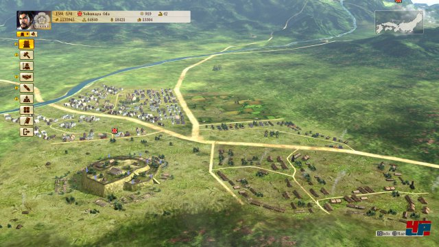 Screenshot - Nobunaga's Ambition: Sphere of Influence - Ascension (PC) 92534424