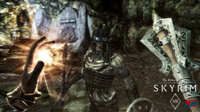 Screenshot - The Elder Scrolls 5: Skyrim VR (HTCVive)