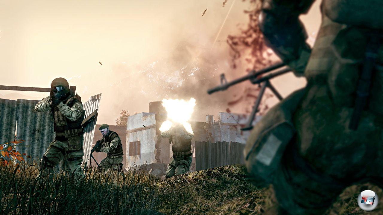 Battlefield Bad Company 2 Descarga Directa Iso Dvd Jtag Rgh PS3.
