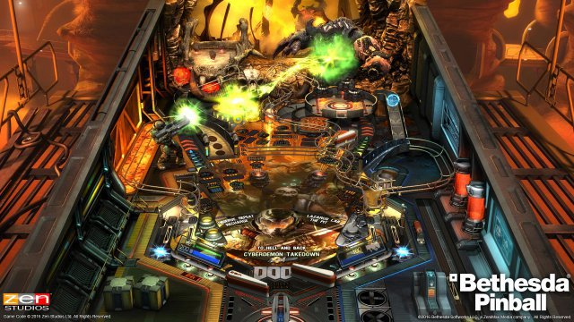 Screenshot - Zen Pinball 2 (PS4)