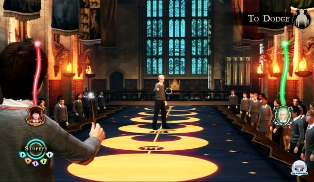 Screenshot - Harry Potter für Kinect (360) 92411387