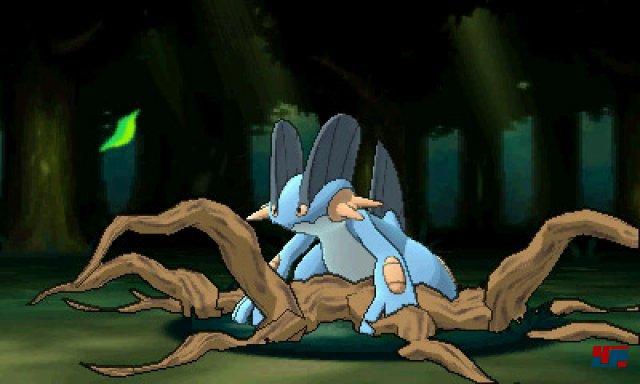Screenshot - Pokémon Alpha Saphir (3DS) 92495936