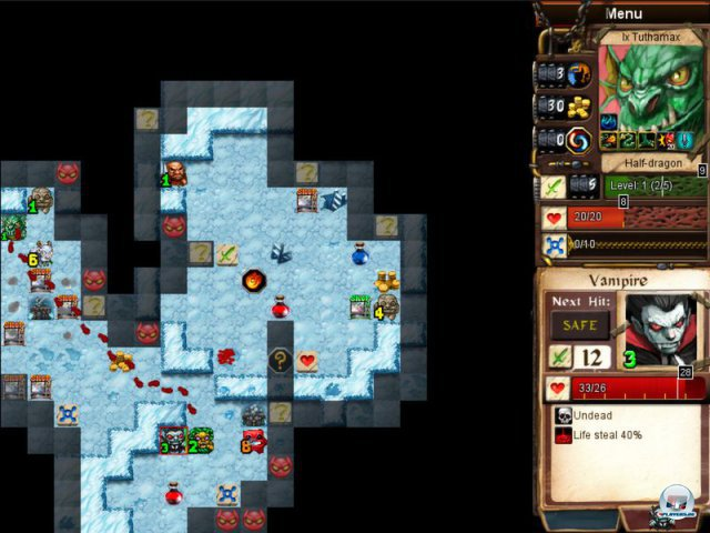 Screenshot - Desktop Dungeons (PC)