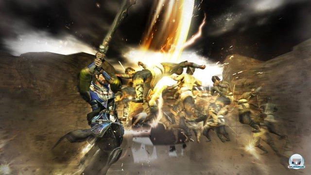 Screenshot - Dynasty Warriors 8 (PlayStation3) 92434062