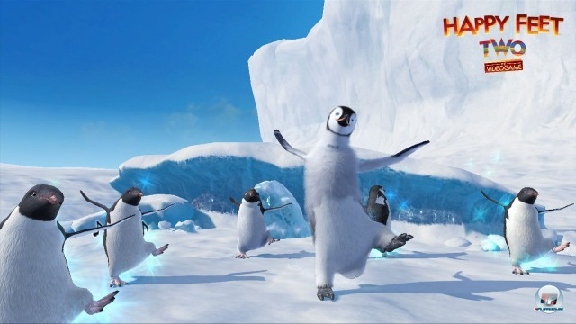 Screenshot - Happy Feet 2 - Das Videospiel (360)