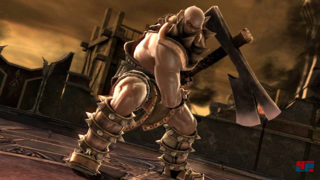 Screenshot - Soul Calibur: Lost Swords (PlayStation3)