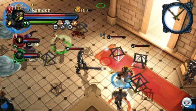 Screenshot - Dungeon Hunter: Alliance (PS_Vita) 2292797